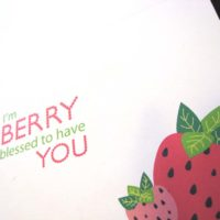 Tutorial Tuesday: Strawberry Boxes