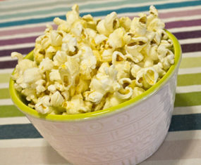 The Secret To Movie Theater Popcorn