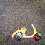 ScooterApplique