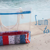 Swim Team Tote + Giveaway
