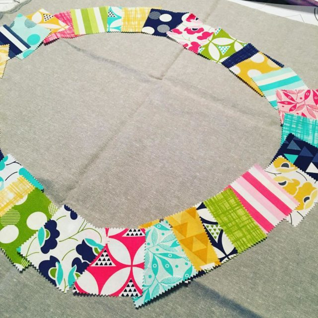 Cant wait for the lovestruckquilt mini pattern release this week!!!hellip